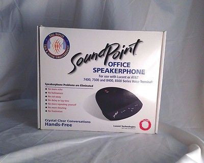 LUCENT SOUNDPOINT OFFICE SPEAKERPHONE