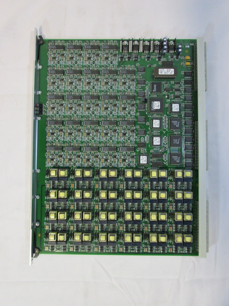 PDS OPERATOR LINE INTERFACE CARD