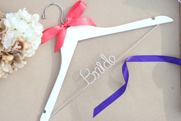 Bride Hanger, Wedding Hanger