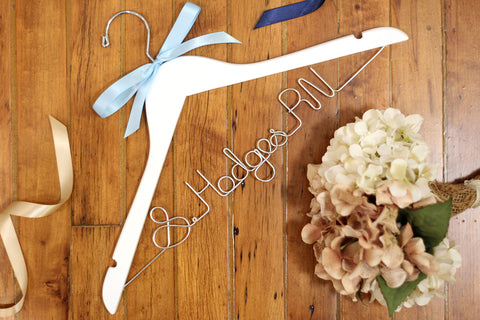 Nurse Personalized Hanger