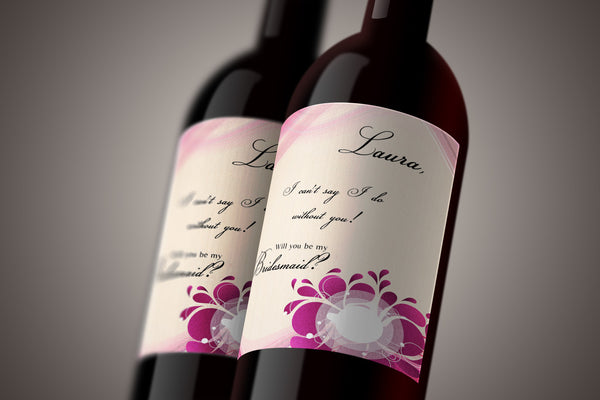 Wine Labels - Custom Gift