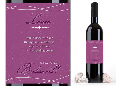 Wine Labels - Multiple Styles