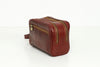 The Cinque Dopp Kit Brown - toiletry bag