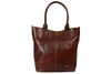 Standard Brown - Leather Tote Bag