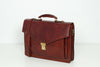 Barnet Brown - Luxury Compact Briefcase