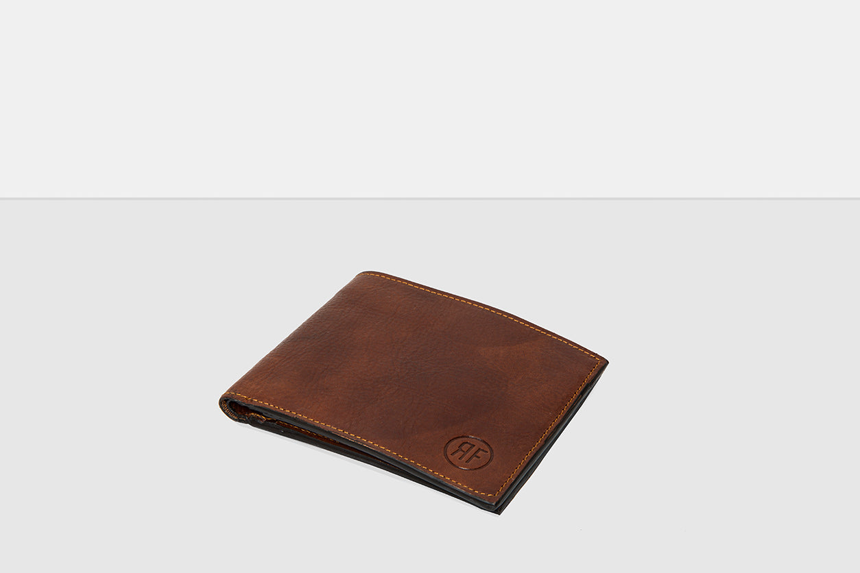Austin Brown Leather Wallet