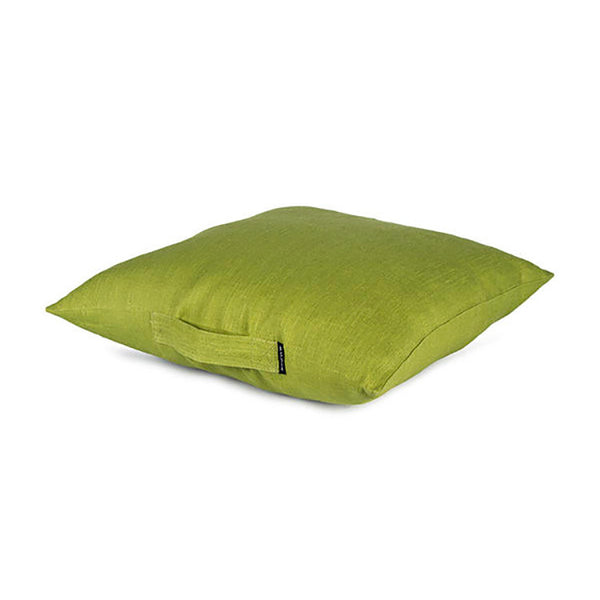 Cushion Case With Handle - Summer Green