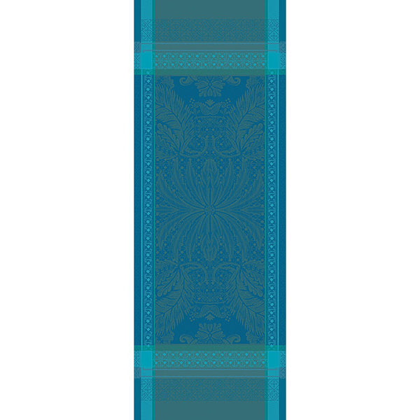 Isaphire Table Runner - Bleu