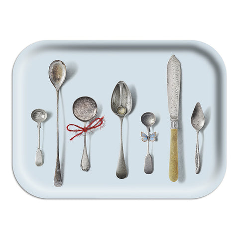 Cutlery Sky Placemat