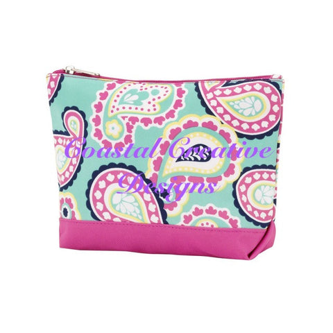 Paisley Cosmetic Bag/Paisley Collection