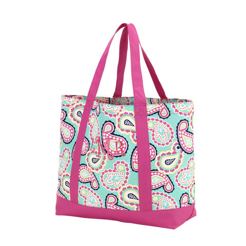 Paisley Tote Bag/Paisley Collection