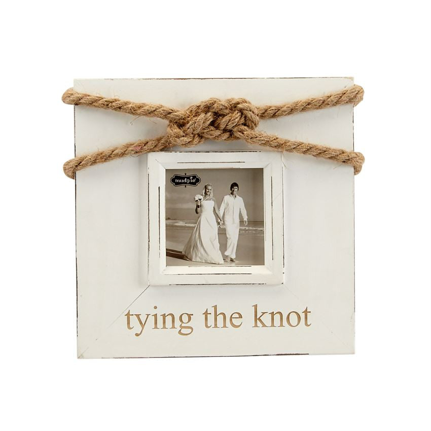 Tying The Knot Frame