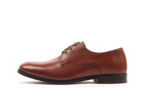 Cast Derby Shoe Classic Tan