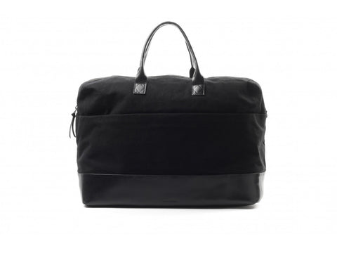 Courier 'Stay-Over' Bag Black