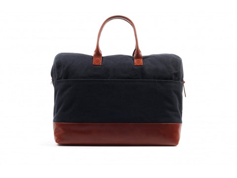 Courier 'Stay-Over' Bag Navy
