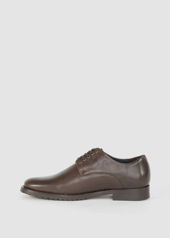Nano Derby Shoe Brown