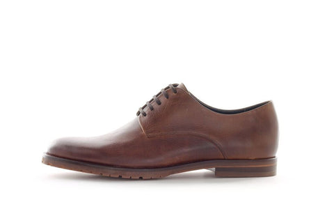 Nano Derby Shoe Tan