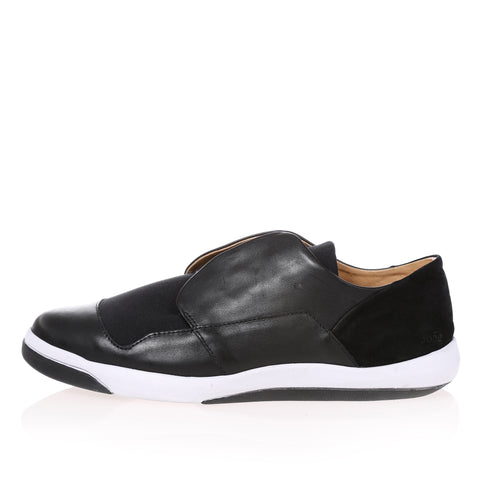 365g Black Leather Black Neoprene (Men)