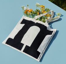 gift with purchase - commemorative tote by marimekko