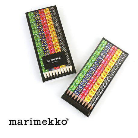marimekko pencils | back in