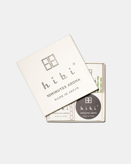 hibi traditional scent | gift box