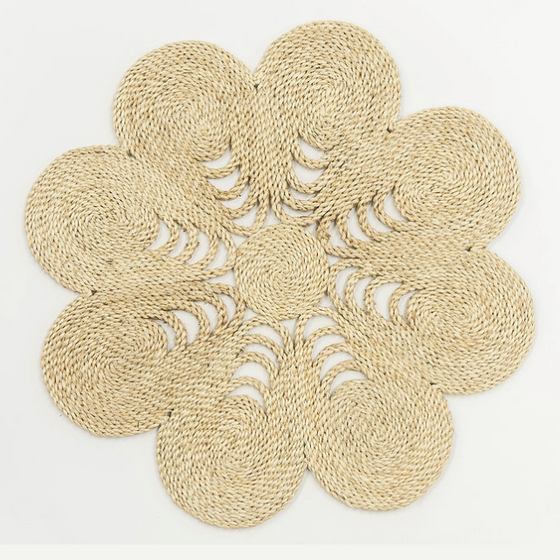 shapla jute placemat