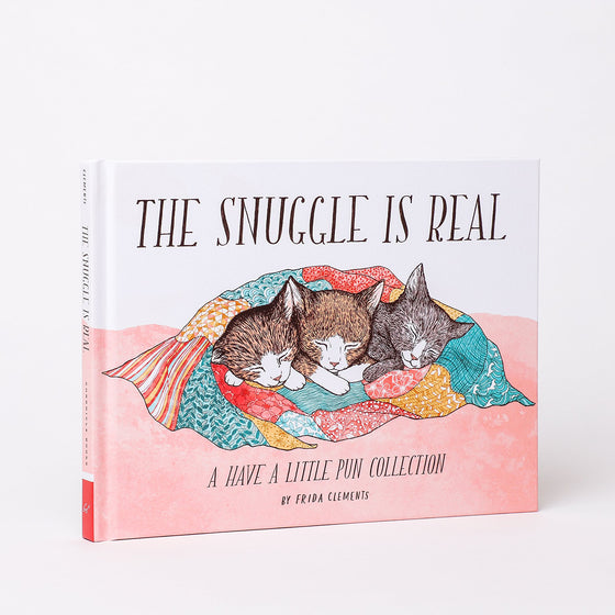 the snuggle is real | frida clements