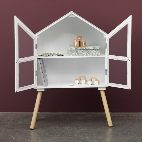 Astrup Wooden Dream House Cabinet