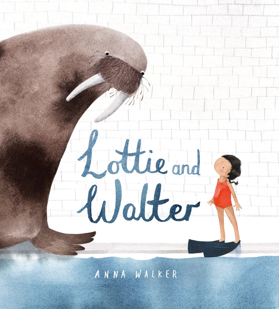 lottie and walter by Anna Walker