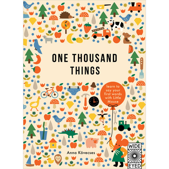 one thousand things | anna kovecse | back in