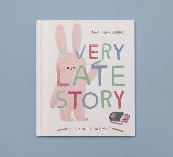 a very late story | marianna coppo