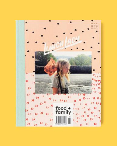 lunch lady magazine | new issues