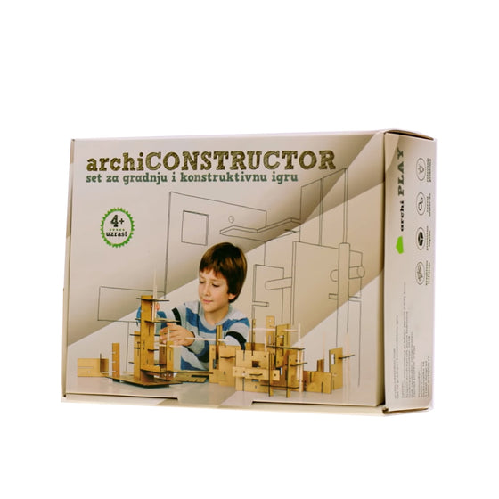 archiConstructor | creative building play set