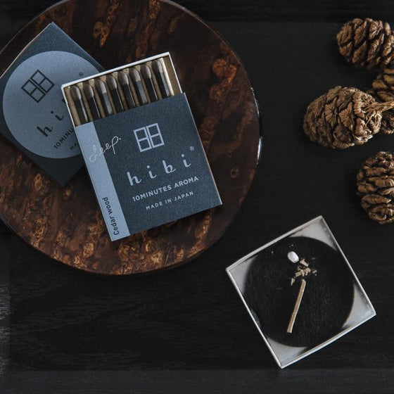 hibi | small box - favourites back in + new scents!
