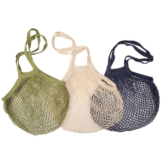 cotton string market bag