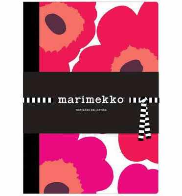 marimekko notebook collection - kettu store