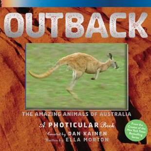outback: a photicular book | dan kainen and kat wollard