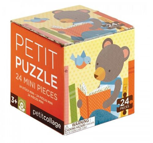 petit collage - petit puzzle reading - kettu store - 2