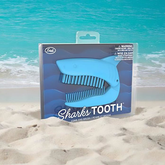 fred sharks tooth | folding comb