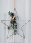 wreath | circle + star