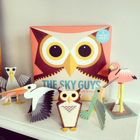 the sky guys by Madeleine Rogers - kettu store - 4
