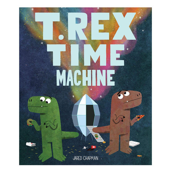 T Rex time machine | Jared Chapman
