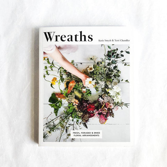 wreaths | Katie Smyth and Terri Chandler | back in