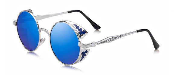 Mirrored Retro Shades