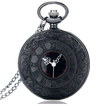 Mens Vintage Neo-Victorian Pocket Watch