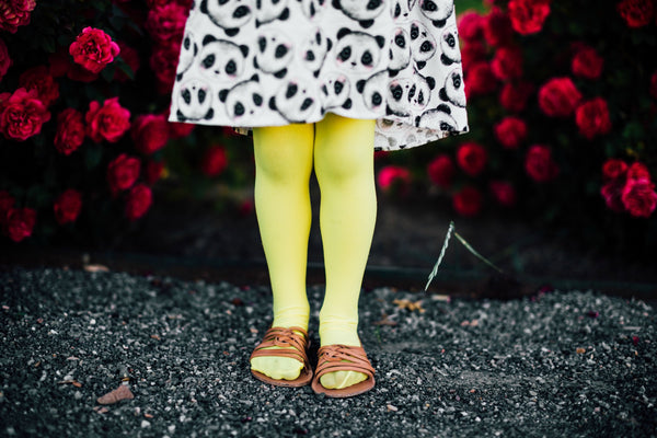 Colorful Baby + Toddler Tights