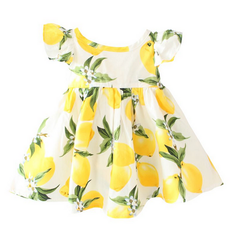 The Lemon Dress