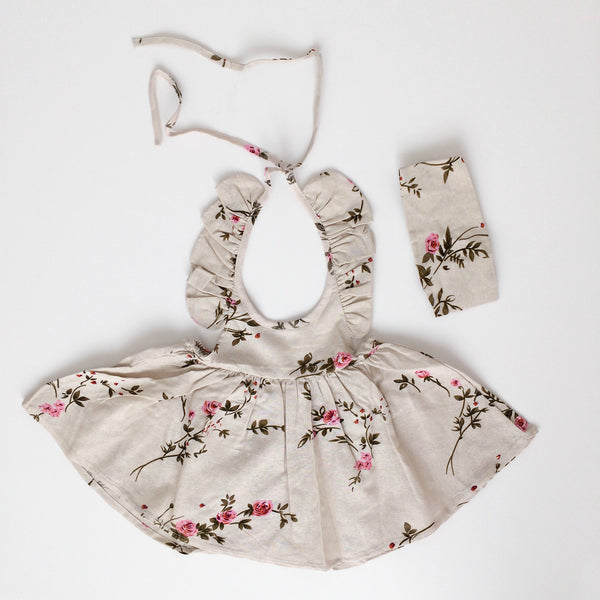 The Blossom Dress + Headband