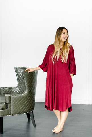 SANGRIA - The Modern Mother's Kaftan