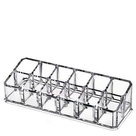 Lipstick 12 Piece-Grid Holder - Her Teen Dream